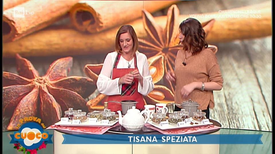 Silvia Giovetti prova del cuoco