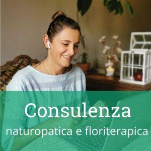 consulenza online naturopatica e floriterapica