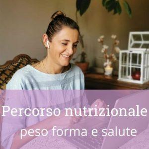 consulenza online percorso nutrizionale