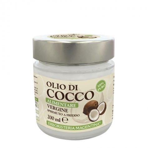olio di cocco alimentare