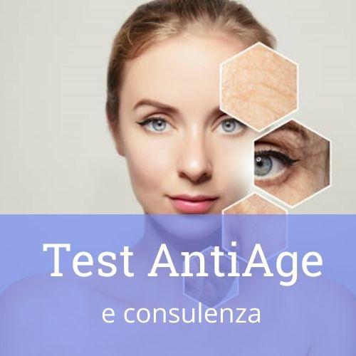 Test AntiAge e consulenza online