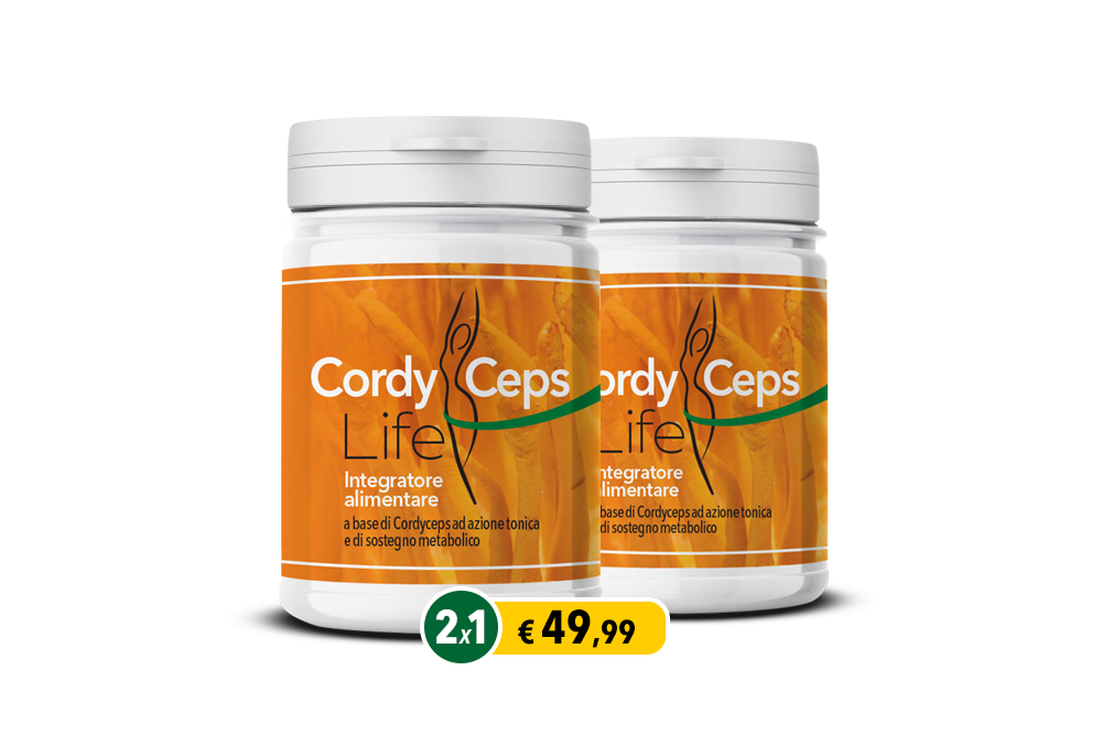 Cordy Ceps Life